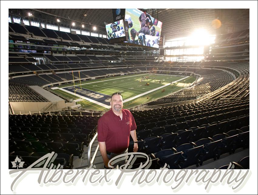 Dallas/ Fort Worth Event and Green Screen Photographer - Dallas Cowboys Stadium in Arlington