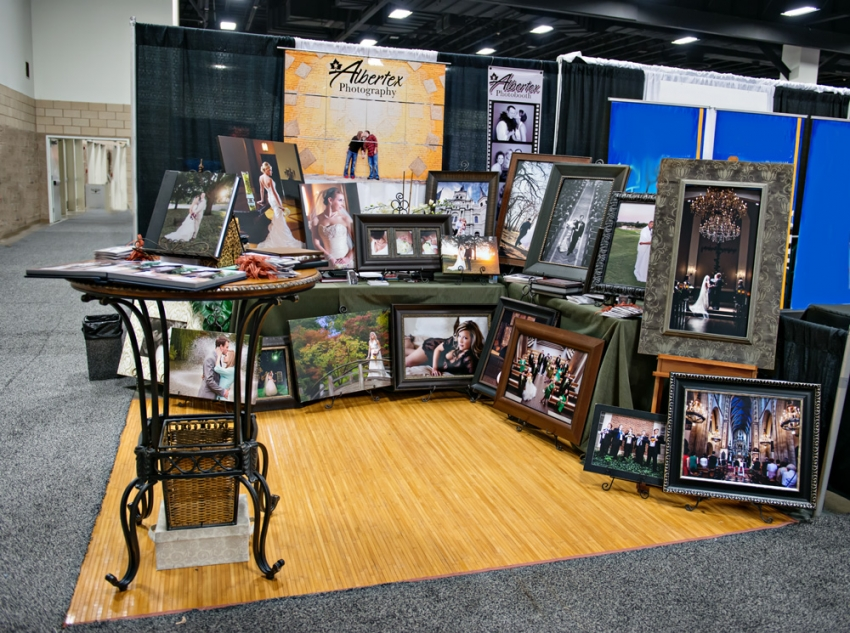 Albertex Photography Star Telegram Bridal Show