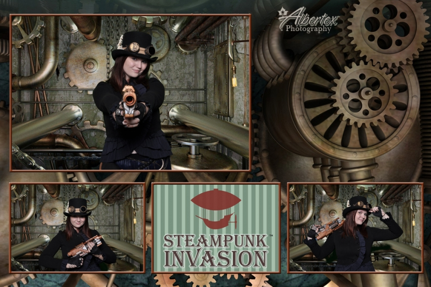 Lindsay at The Steampunk Invasion.